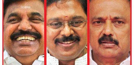 மிஸ்டர் கழுகு: திருவாரூர் தேர்தல் டெஸ்ட்! - குஷி... பிஸி... அதிர்ச்சி