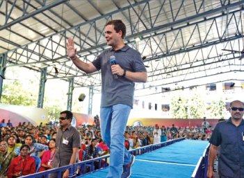 மிஸ்டர் கழுகு: ராகுல் காந்தி வருகை... 'அப்செட்' காங்கிரஸ் தலைவர்கள்!