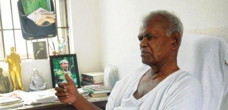 அ.தி.மு.க வாக்குவங்கி சரிந்துவிட்டது - நல்லகண்ணு அதிரடி