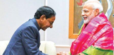 சந்திரசேகர ராவின் சரியாத கோட்டை - தெலங்கானா!