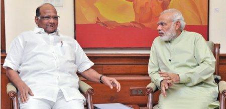 தேர்தல் முடிவுக்குப் பிறகு... பவர் காட்டப் போகும் பவார்!