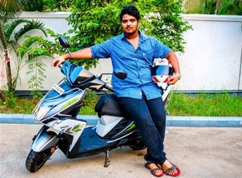 ரேஸராக்கும் ரே!