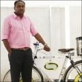 ' Tea2go': சைக்கிள் டீ விற்பனையில் புதுமை!