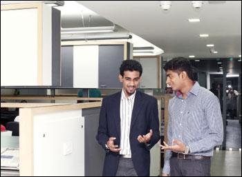 மாத்தி யோசி மை டியர் ப்ரோ - 5 - சின்ன நிறுவனம்... பெரிய அனுபவம்!