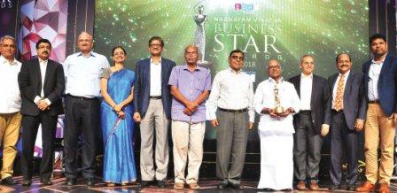 நாணயம் விகடன் - பிசினஸ் ஸ்டார் விருதுகள்.... நம்பிக்கை... உற்சாகம்... பெருமை!
