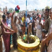 மகாமகம் - புனித நீராட லட்சக்கணக்கில் குவியும் பக்தர்கள்!