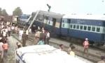 ஆந்திராவில் ரயில் விபத்து :24 பேர் பலி; 40 பேர் காயம்