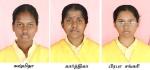 ப்ளஸ் - 2 தேர்வு : நாமக்கல் மாணவி சுஷ்மிதா முதலிடம்!