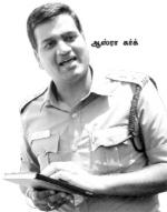 ஆஸ்ரா கர்க் அதிரடி ஆரம்பம்!