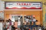 பாமக போராட்டம்: டாஸ்மாக் கடைகளுக்கு போலீஸ் பாதுகாப்பு