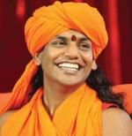 நித்யானந்தா பிடதி ஆசிரமத்தை விட்டு வெளியேறும்படி கன்னட அமைப்பு ஆர்ப்பாட்டம்
