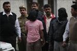 டெல்லி வன்கொடுமை சம்பவம்: 5 பேர் மீது குற்றச்சாட்டு பதிவு!