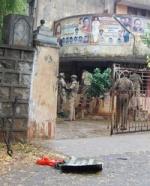மதுரையில்  சுப்ரமணியன் சுவாமி கட்சி அலுவலகம் மீது தாக்குதல்! (படங்கள்)