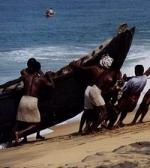 புதுப்பட்டினம் மீனவர்கள் மீது தாக்குதல்: இலங்கை கடற்படை மீ்ண்டும் அட்டூழியம்