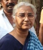 கல்பாக்கம் அணுஉலைக்கு எதிராக மேதா பட்கர் கையெழுத்திட்டார்
