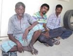 அரிய வகை கடல் உயிரினங்களை கடத்திய 3 பேர் கைது