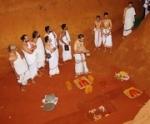கன்னியாகுமரியில் திருப்பதி கோயிலுக்கு பூமி பூஜை