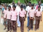 கல்விக்கட்டணம் செலுத்தாததால் ஆதிதிராவிட மாணவர்கள் பள்ளியில் இருந்து வெளியேற்றம்