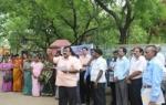 அரசு கலைக்கல்லூரிகளில் முதல்வர் பணியிடங்களை நிரப்ப கோரி பேராசிரியர்கள் ஆர்ப்பாட்டம்