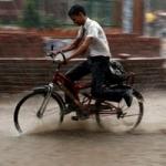 சென்னையில் மழை: பொதுமக்கள் மகிழ்ச்சி