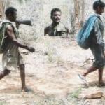 அமராவதி வனப்பகுதியில் துப்பாக்கியுடன் நக்சல் நடமாட்டம்?