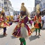 களைகட்டியது மைசூர் தசரா விழா (படங்கள்)