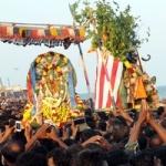 திருச்செந்தூரில் சூரசம்ஹாரம்: லட்சக்கணக்கான பக்தர்கள் தரிசனம்!