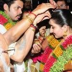 காதலியை மணந்தார் கிரிக்கெட் வீரர் ஸ்ரீசாந்த்!