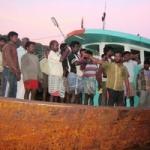 30 புதுக்கோட்டை மீனவர்களுக்கு சிறைக் காவல்!
