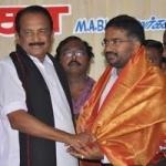 மனோன்மணியம்  பல்கலை. சிண்டிகேட் உறுப்பினருக்கு வைகோ வாழ்த்து!