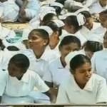 சென்னையில் மறியல்: அரசு செவிலியர் மாணவிகள்- காவலர்கள் மோதல்
