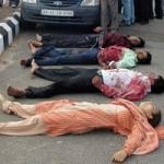 இஷ்ரத் ஜஹான் போலி என்கவுன்டர் வழக்கு: ஐ.பி. அதிகாரிகள் 4 பேர் மீது குற்றப்பத்திரிகை தாக்கல்!