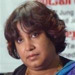 பிரபல எழுத்தாளர் தஸ்லிமா நஸ்ரினுக்கு புற்றுநோய்?