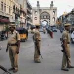 ஹைதராபாத்தில் காவல்துறையினர் நடத்திய துப்பாக்கி சூட்டில் 3 பேர் பலி!