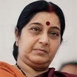 இந்தியாவின் முதல் பெண் வெளியுறவுத் துறை அமைச்சர் சுஷ்மா!