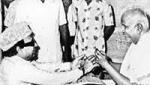 ஜூன்.18; கக்கன் என்கிற அரிதிலும் அரிதான அரசியல் தலைவர்! பிறந்த தின சிறப்புப் பகிர்வு