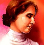 ஜூன் 27: புகழ்பெற்ற எழுத்தாளர் ஹெலன் கெல்லர் பிறந்த தின சிறப்பு பகிர்வு