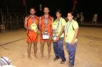 பீச் வாலிபால்: தமிழக பெண்கள் அணி சாம்பியன் - புகைப்படத் தொகுப்பு