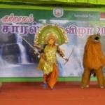 கலை நிகழ்ச்சிகளோடு நடந்த குற்றாலம் சாரல் விழா!