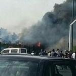 ஈரான்:  விமான விபத்தில் 7 குழந்தைகள் உள்பட 48 பேர் பலி!