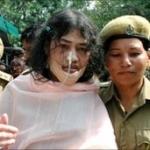 14 ஆண்டுகளாக உண்ணாவிரதம் இருந்து வரும் பெண் போராளி ஷர்மிளா மீண்டும் கைது!