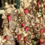 தமிழகத்தில் விநாயகர் சதுர்த்தி கொண்டாட்டம்: கோயில்களில் சிறப்பு வழிபாடு