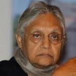 டெல்லி அரசியலுக்கு திரும்பும் யோசனையை பரிசீலிக்கவில்லை: ஷீலா தீட்சித்