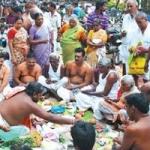 மஹாளய அமாவாசை: ராமேஸ்வரத்தில் திரண்ட பக்தர்கள் முன்னோர்களுக்கு தர்ப்பணம்!