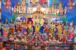 மதுரை மீனாட்சி அம்மன் கோவில் நவராத்திரி கொலு -  புகைப்படத் தொகுப்பு