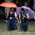 தமிழகத்தில் தொடரும் கனமழை: 3 மாவட்ட பள்ளிகளுக்கு விடுமுறை!