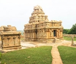 சோழர் கால சிவன் கோயில் விஜயாலய சோழீஸ்வரம்!