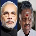 சரக்கு, சேவை வரி மசோதா:  மோடிக்கு முதல்வர் ஓபிஎஸ்  கோரிக்கை!