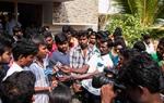 மதுரை காமராஜர் பல்கலைகழக மாணவர்கள் உள்ளிருப்பு போராட்டம்!