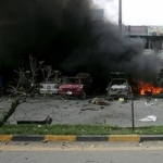 பாகிஸ்தான் காவல்நிலைய வளாகத்தில் குண்டு வெடிப்பு: 8 பேர் பலி!